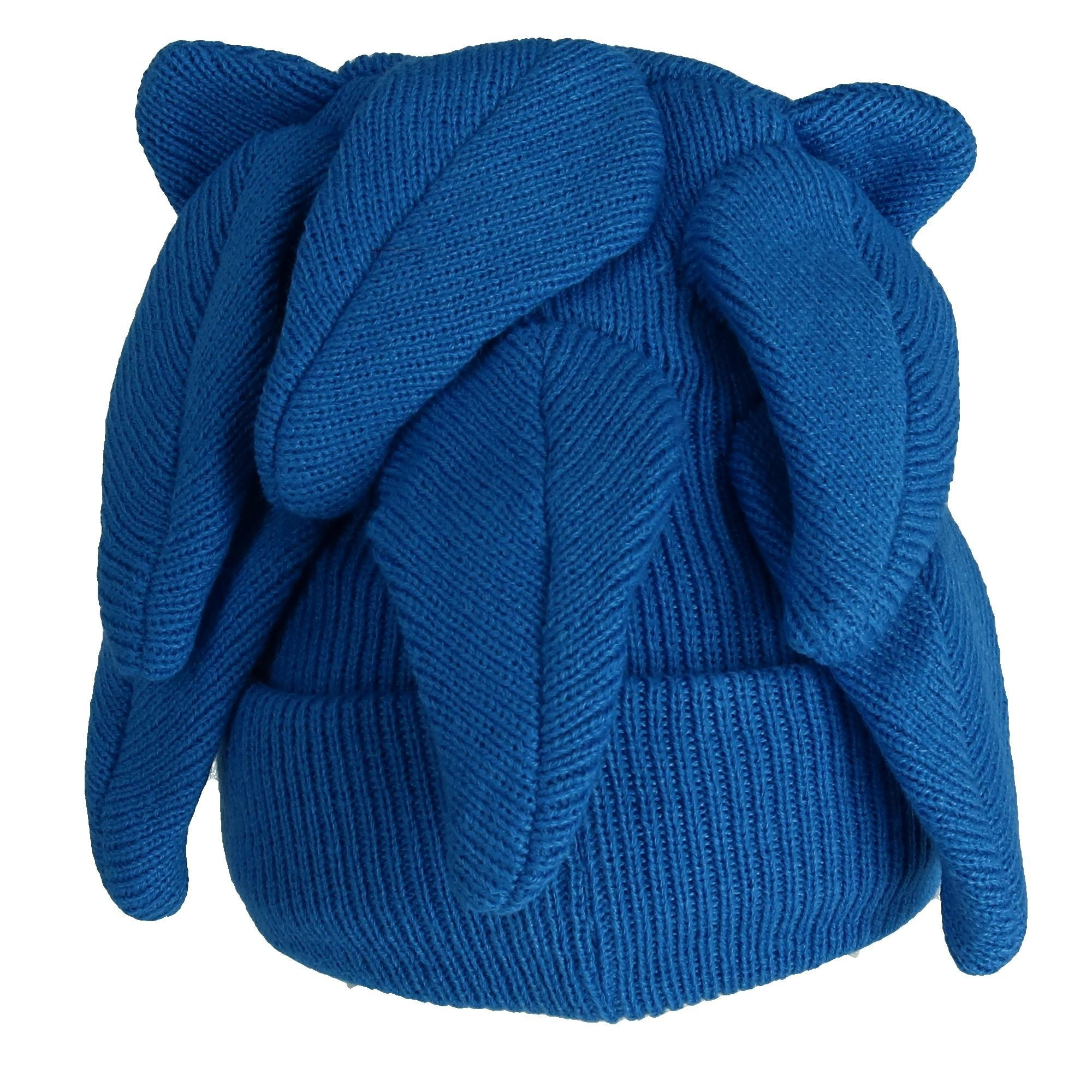 f0a45e03e7b45 Shop BioWorld Sonic Full Face Beanie Cuff Cap with 3D Ears and Spines -  Free Shipping On Orders Over  45 - Overstock - 24206794