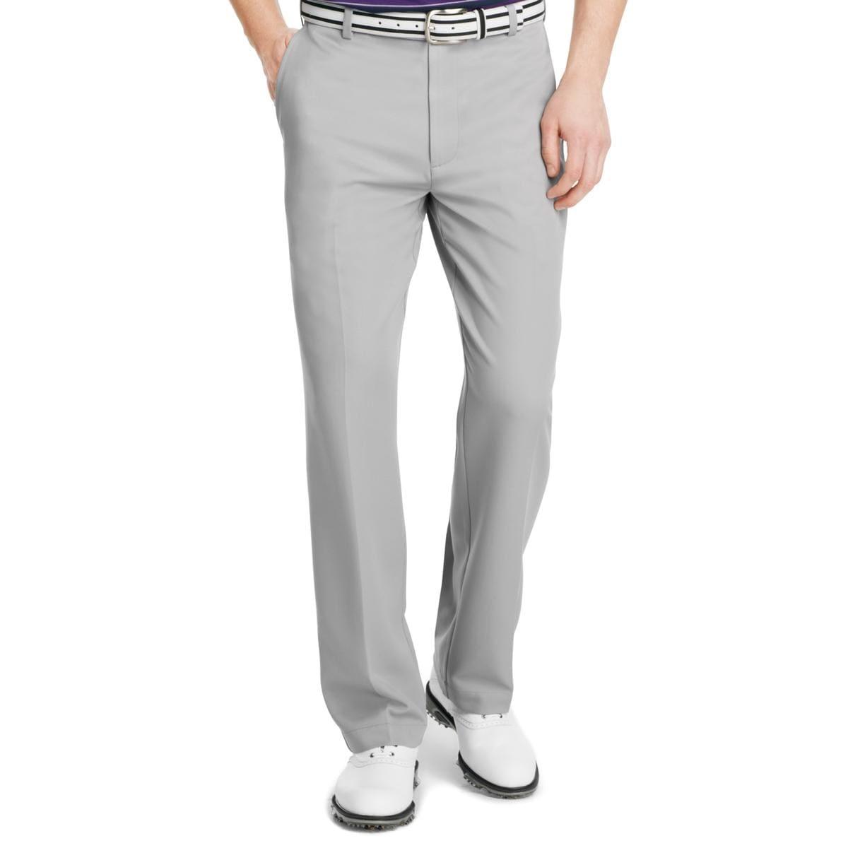 NEW IZOD Men/'s Sportflex Stretch Chino Straight Pants VARIETY