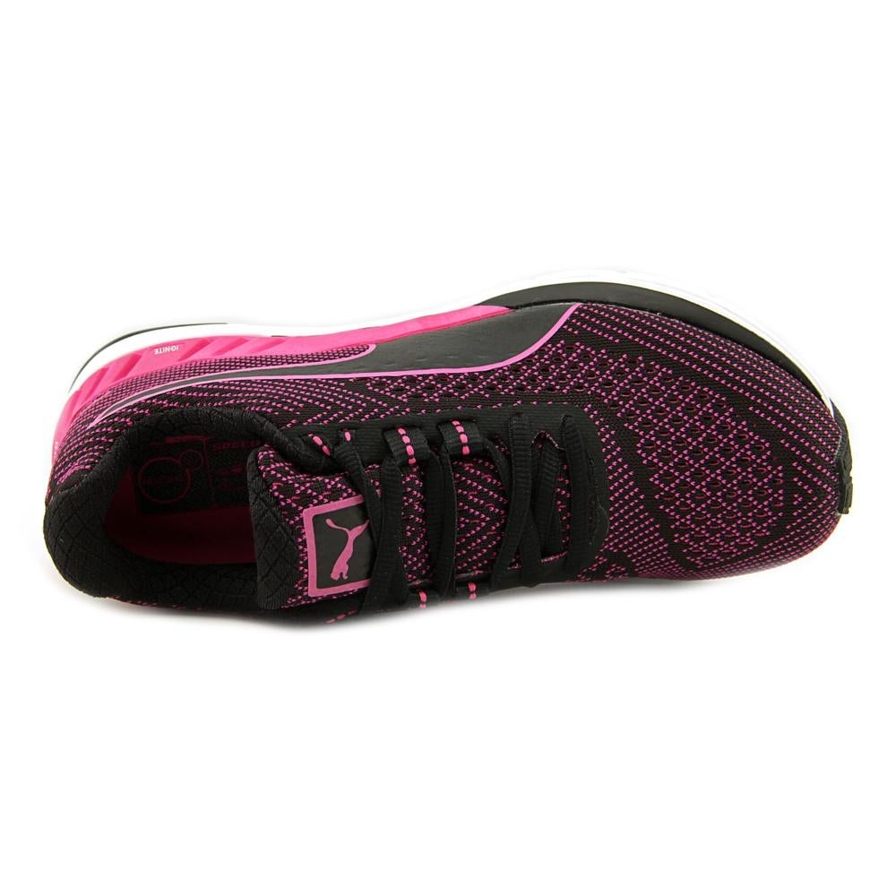 d486658a4765 Shop Puma Speed 600 S Ignite Women Round Toe Synthetic Black Sneakers -  Free Shipping On Orders Over  45 - Overstock - 15093704