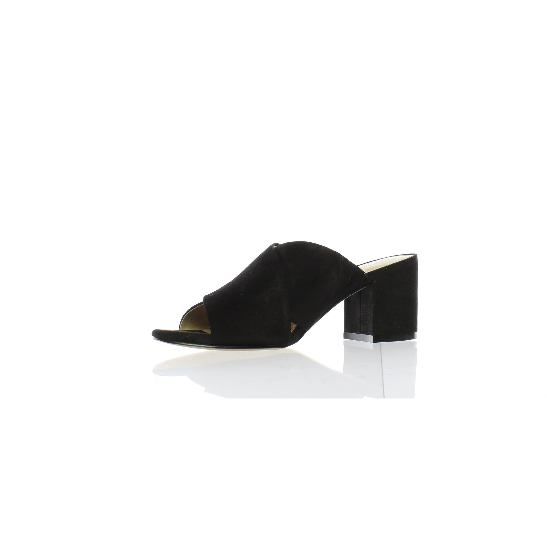 32d0ddda1d77 Shop Sam Edelman Womens Stanley Black Suede Heels Size 5 - On Sale - Free  Shipping On Orders Over  45 - Overstock - 25579880