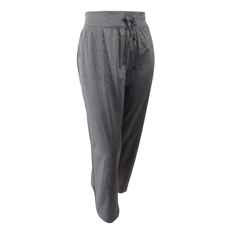 6e71901f74d Shop Ideology Women s Plus Size Fleece Pants (3X