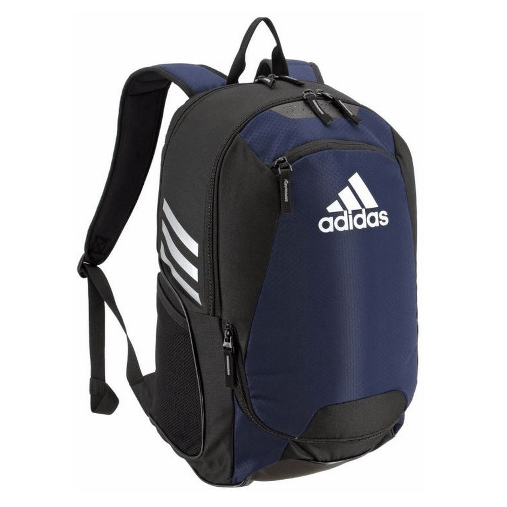79223da9abe5 Shop Adidas Stadium II Backpack Fits Soccer Ball Sport Bag 4 Gym Color  Options 5144 - 12