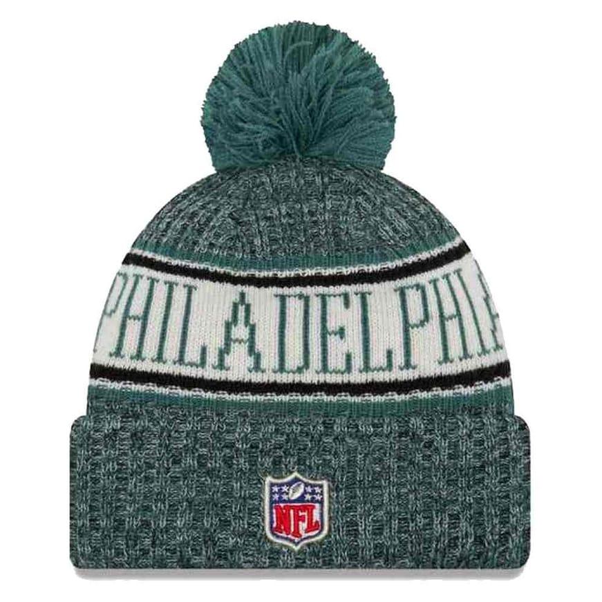 Shop New Era 2018 NFL Philadelphia Eagles Sport Stocking Knit Hat Winter  Beanie Pom - Free Shipping On Orders Over  45 - Overstock.com - 23042819 065b7e9a4fd