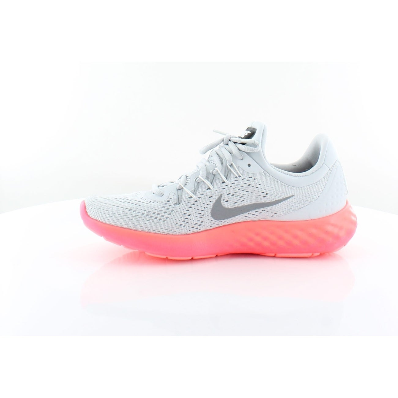 hot sale online 243ef 22113 Shop Nike Lunar Skyelux Women s Athletic Pure Platinum Stealth - 11 - Free  Shipping Today - Overstock - 25656118