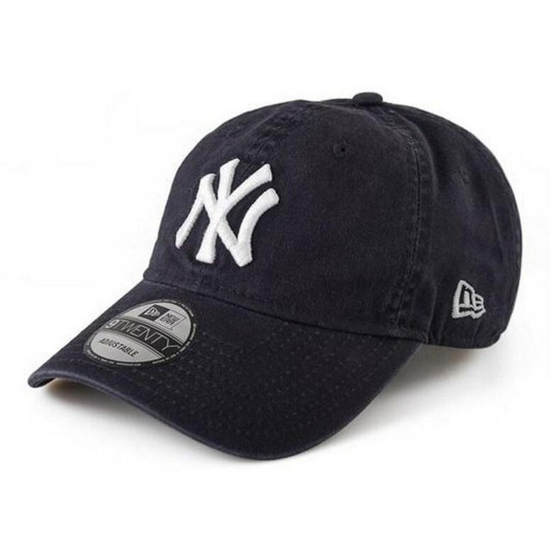 9e70d726 New Era New York Yankees Baseball Cap Hat MLB Core Classic 9Twenty 920  11417784