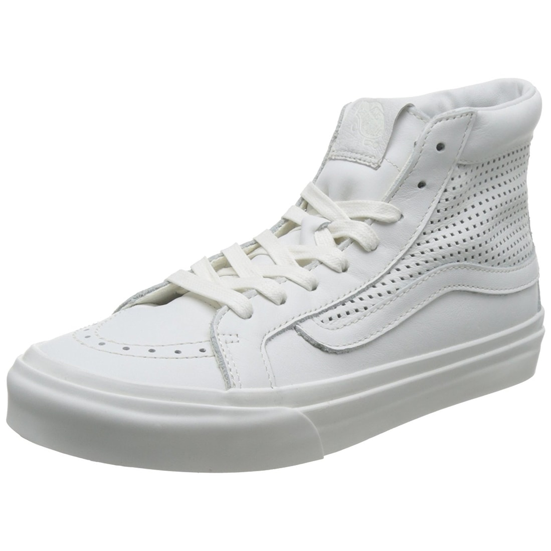 c5010b7a0e Shop Vans Womens SK8-Hi Slim Cutout DX Sneaker - Free Shipping On Orders  Over  45 - Overstock - 18536291