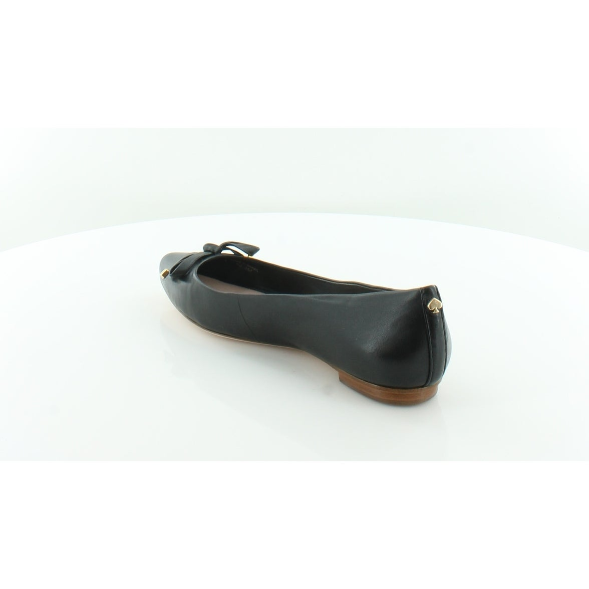 0335bdf195bf Shop Kate Spade Emma Women s Flats   Oxfords Black - Free Shipping Today -  Overstock - 21552126