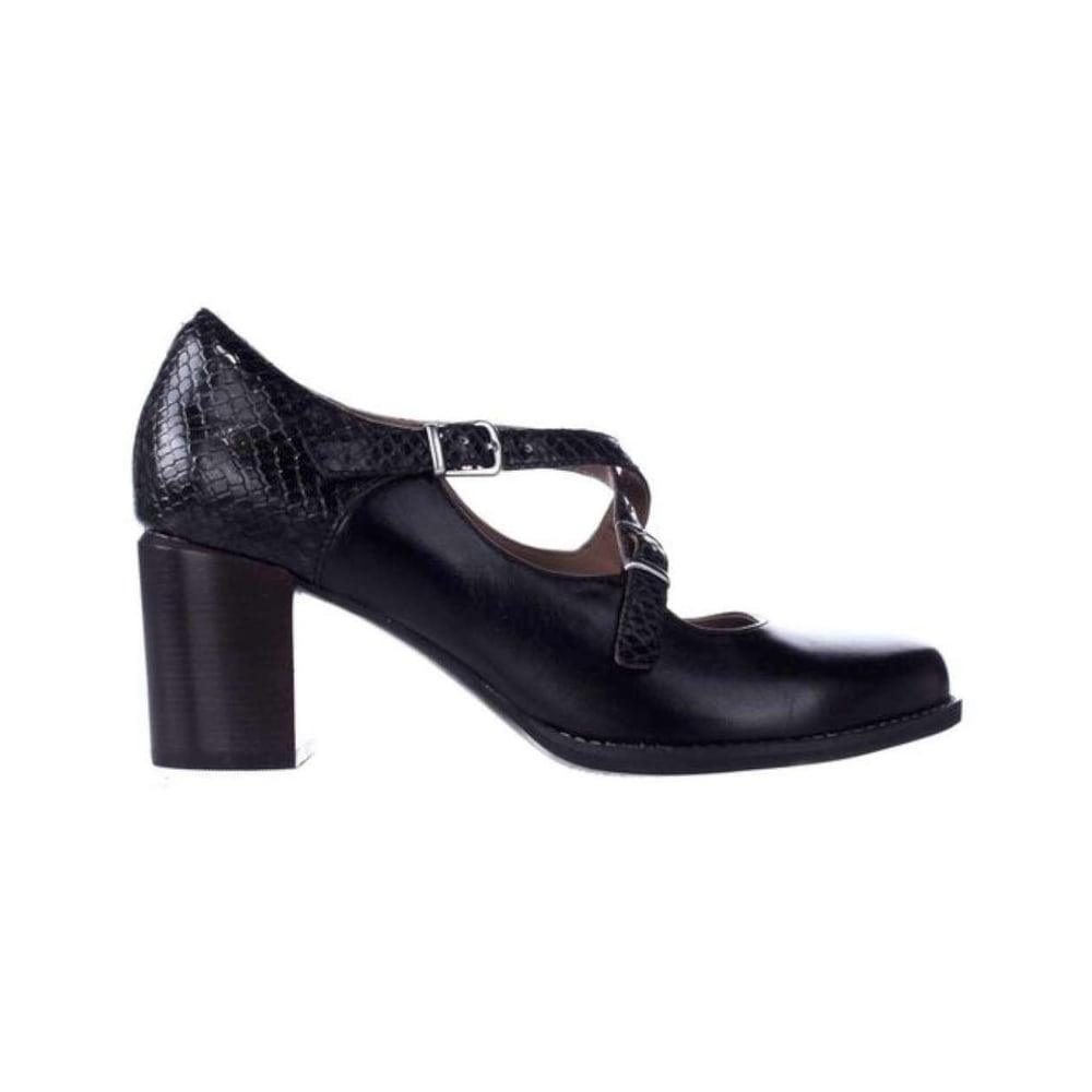 81aa8d94ac15 Shop CLARKS Womens Tarah Presley Leather Closed Toe Ankle Strap Mary Jane  Pumps - Free Shipping On Orders Over  45 - Overstock - 16979017