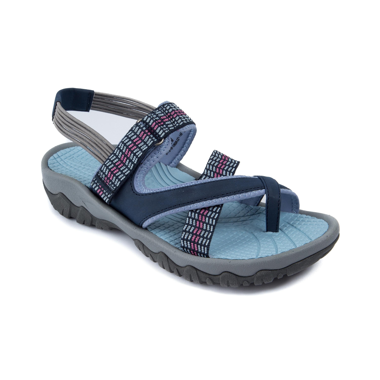 bb0329fee4e073 Shop Baretraps Twila Women s Sandals Navy Blue - Free Shipping Today ...