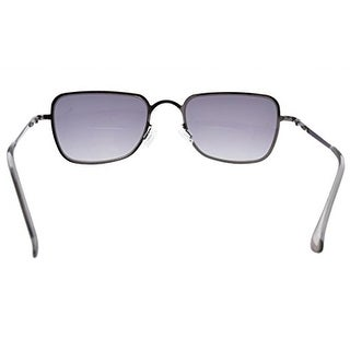 d3501aecdd7 Shop Eyekepper Spring Hinges Polycarbonate Lens Bifocal Glasses Readers Men  W case +1.00 - Free Shipping On Orders Over  45 - Overstock.com - 15902224