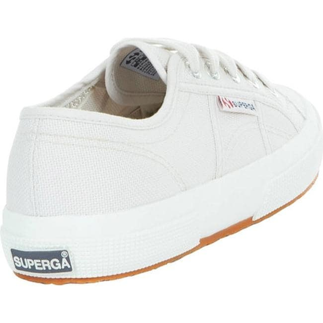 40971b3c363 Shop Superga Women s 2750 Classic Grey Seashell - Free Shipping On Orders  Over  45 - Overstock - 16345397