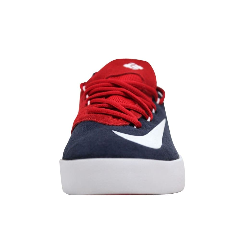 8f4371564398 Shop Nike Grade-School KD Kevin Durant Vulc Obsidian White-University Red  642085-401 Size 4.5Y - Free Shipping On Orders Over  45 - Overstock -  20139437