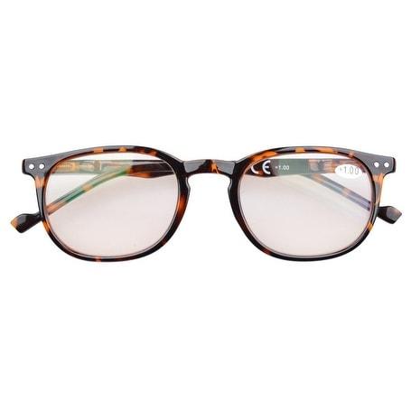 c431860e24a8 Shop Eyekepper Computer Reading Glasses Anti-reflective,Anti-glare,UV  Protection Men Women Tortoise +2.5 - Free Shipping On Orders Over $45 -  Overstock - ...