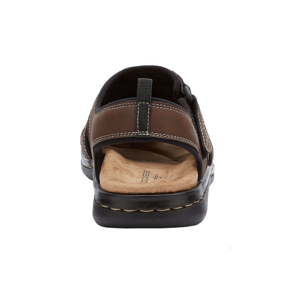 5a74095d8784 Shop Dockers Mens Searose Outdoor Sport Fisherman Sandal Shoe - On Sale -  Free Shipping On Orders Over  45 - Overstock - 22538632