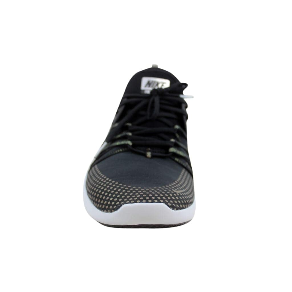 5b1066400e3f Shop Nike Free TR 7 Metallic Black Black-Pure Platinum 922844-001 Women s -  Free Shipping Today - Overstock - 24306568
