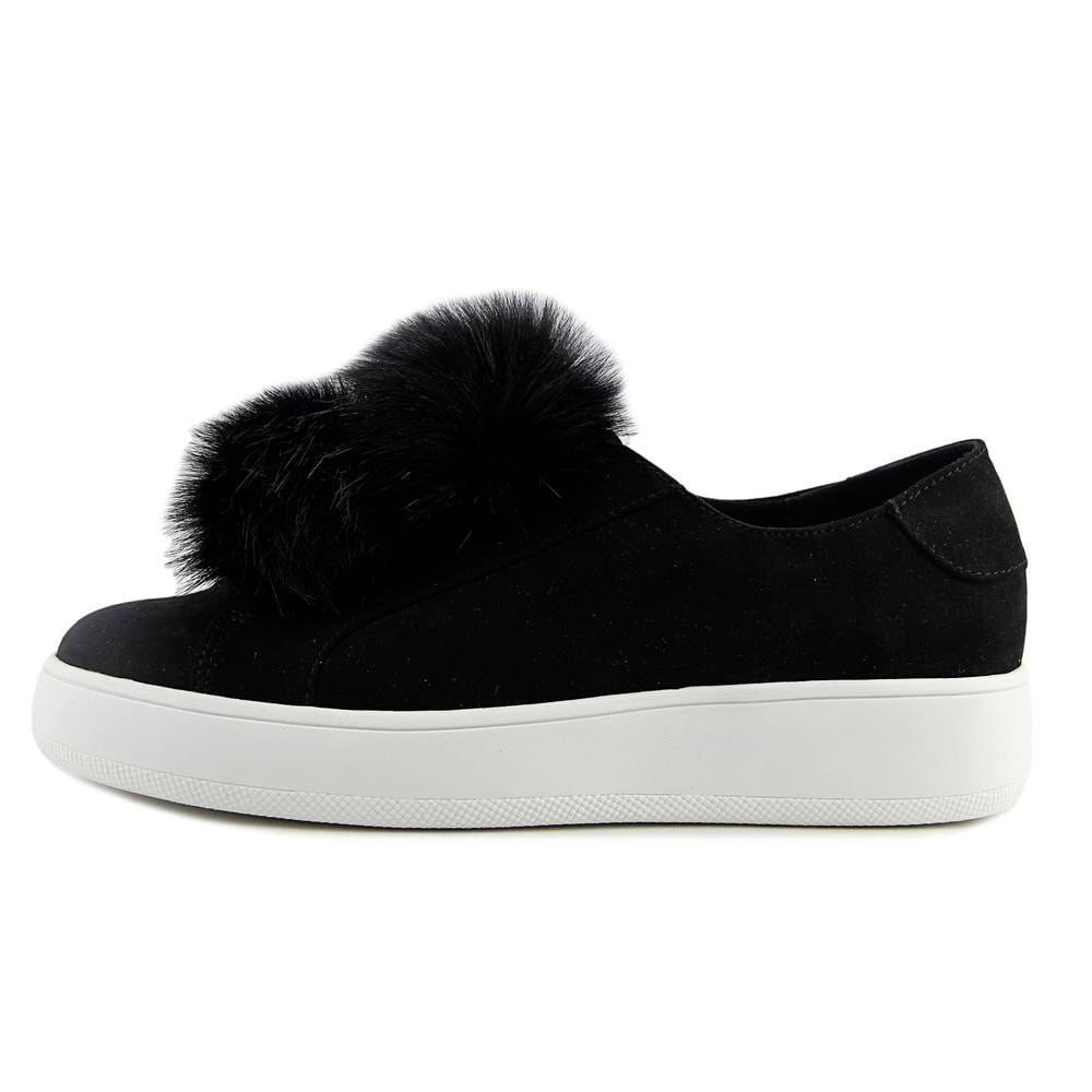 4195c7dc5a5 Shop Steve Madden Bryanne Women Round Toe Synthetic Black Sneakers - Free  Shipping Today - Overstock.com - 19203354