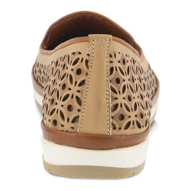 c6c5b07077b7 Shop Spring Step Women s Tulisa Loafer Taupe Leather - On Sale - Free  Shipping Today - Overstock - 20084890
