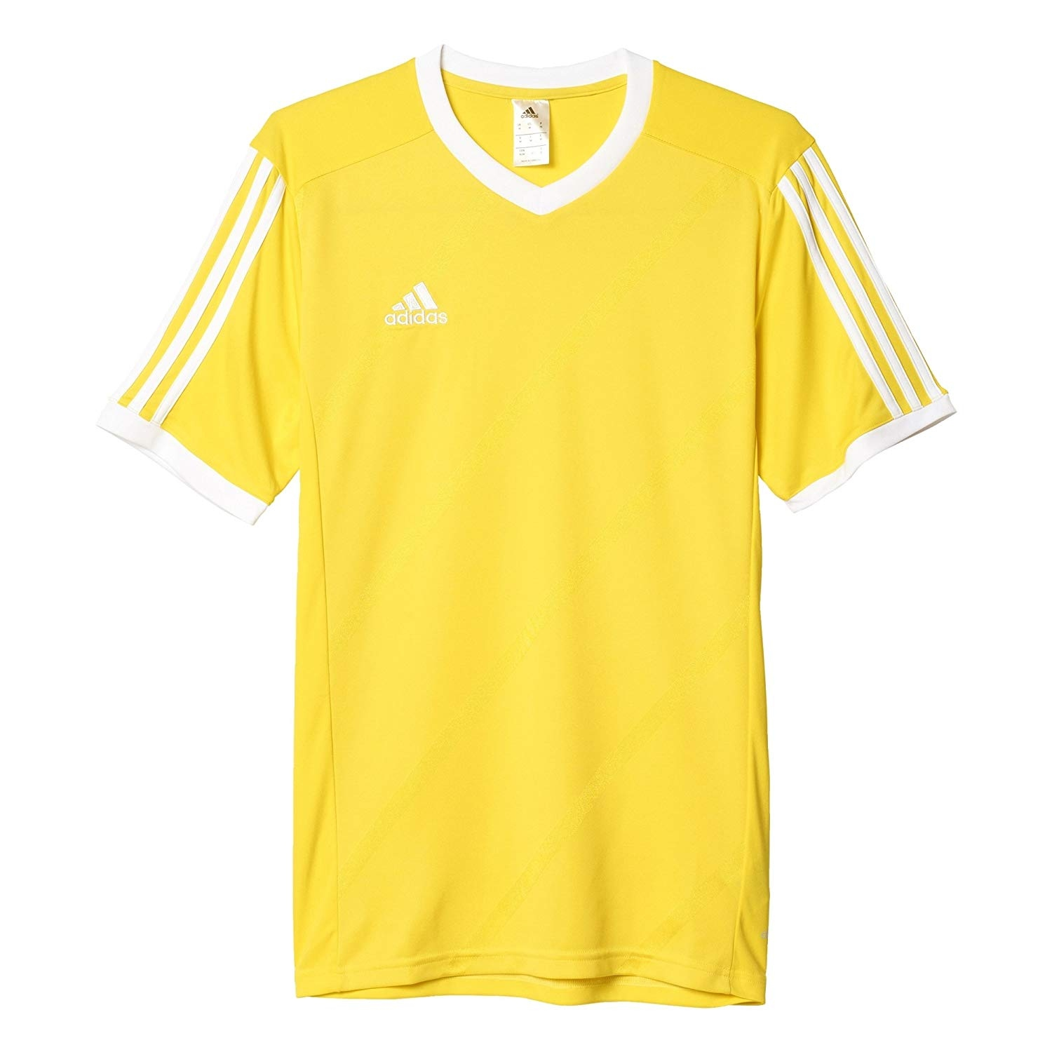 adidas t shirt yellow