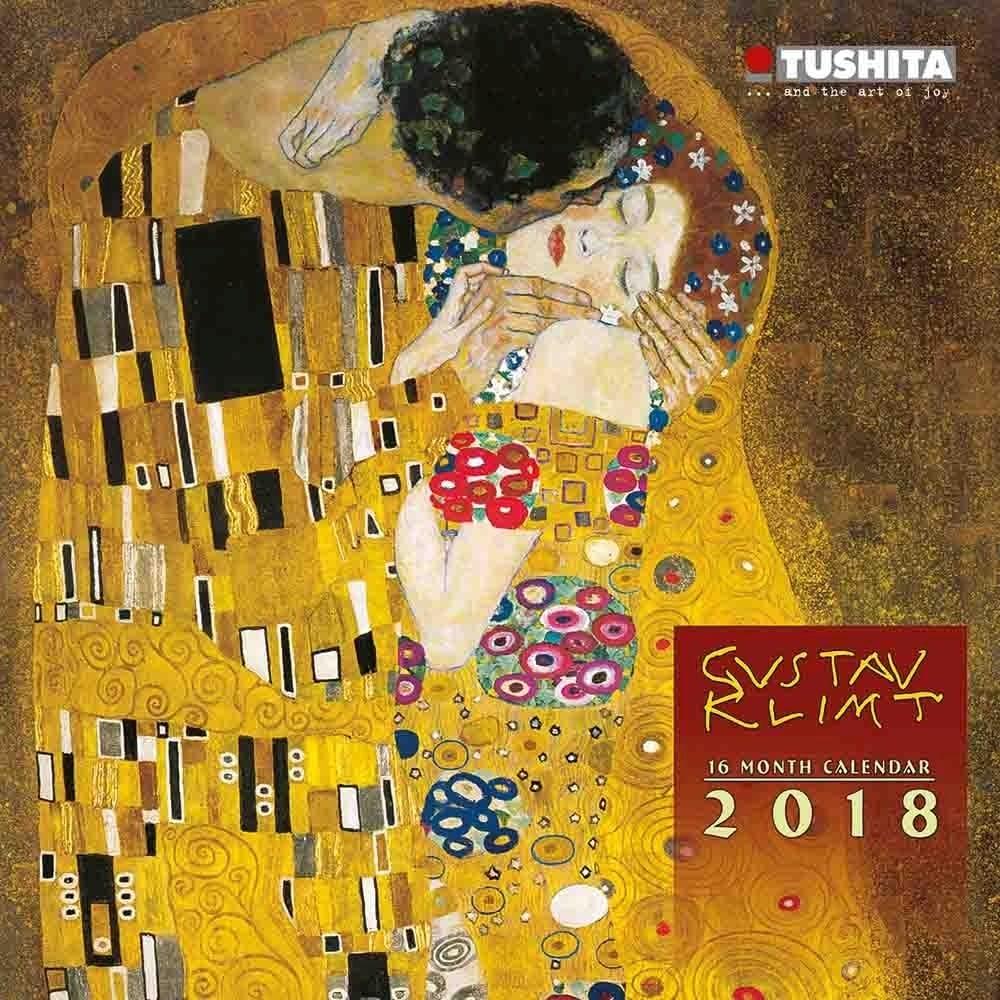 Shop 2019 Klimt Tushita Mini Wall Calendar, Asian Art by Image ...