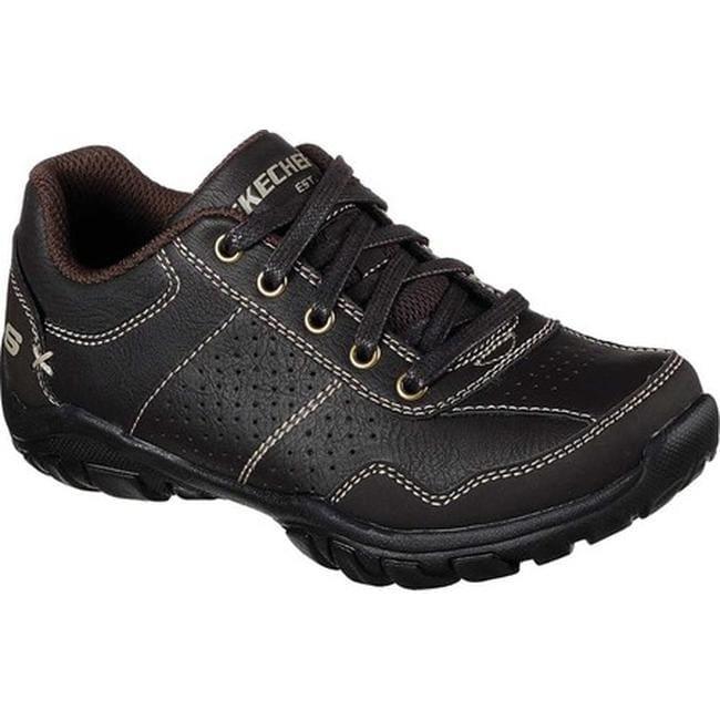 8b1cd96809ca2 Shop Skechers Boys  Relaxed Fit Grambler II Sneaker Chocolate - On ...