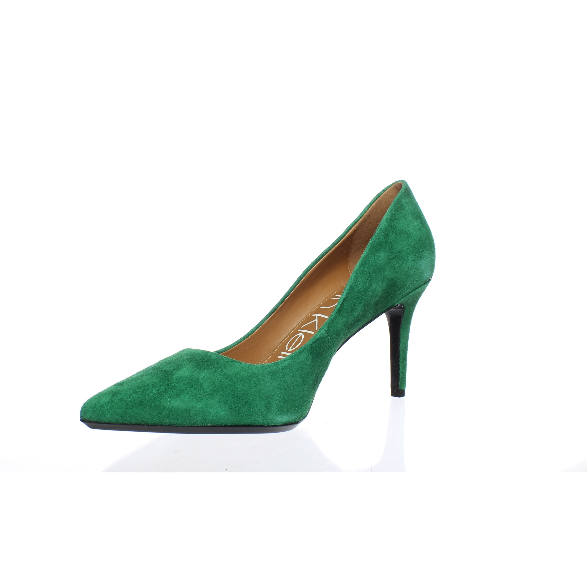 606e0ac957 Shop Calvin Klein Womens Gayle Grass Green Pumps Size 8.5 - Free Shipping  On Orders Over $45 - Overstock - 27876727