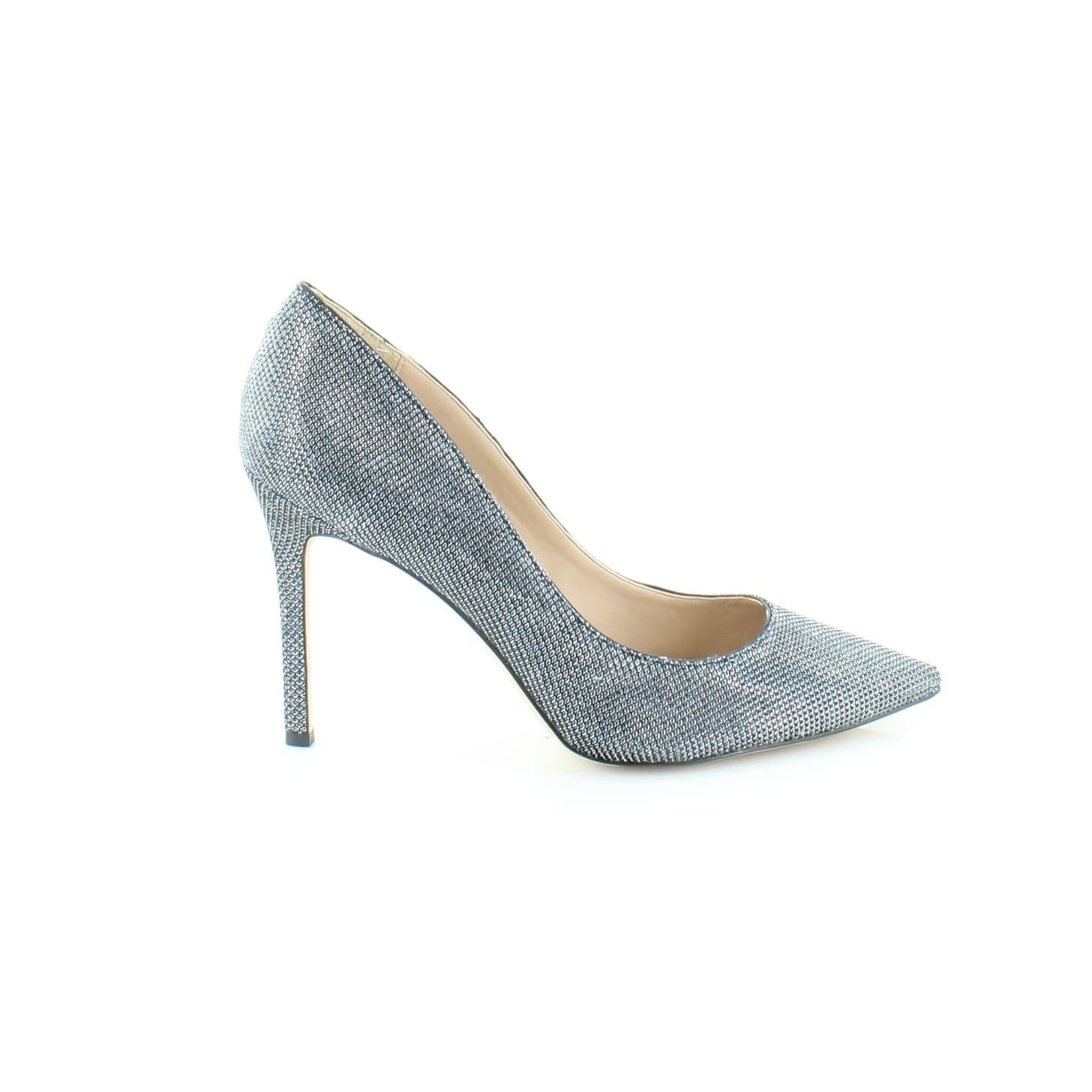 1f25bd08eced Shop Sam Edelman Hazel Women s Heels Blue Met Mesh - Free Shipping Today -  Overstock - 25582820