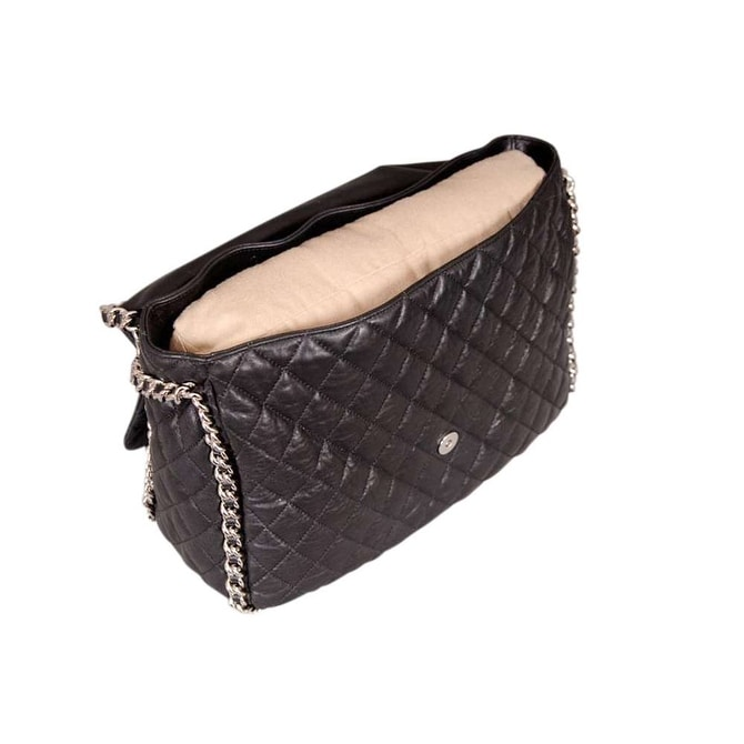 8ccb251d48c3 Shop Luxury Purse Pillow made for Chanel Chain Around Maxi Flap Bag - Free  Shipping Today - Overstock - 23107818