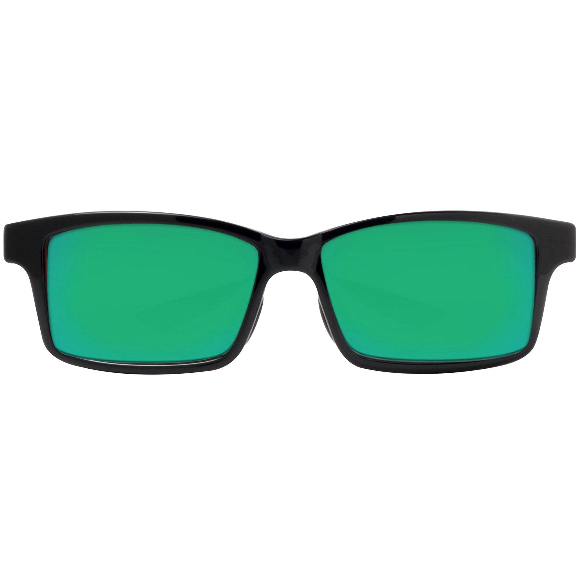 395812c0c4532 Shop Costa del Mar Tern TE80 OGMP Black Amber Green Mirror 580P Sunglasses  - 54mm-13mm-133mm - Free Shipping Today - Overstock - 21153975