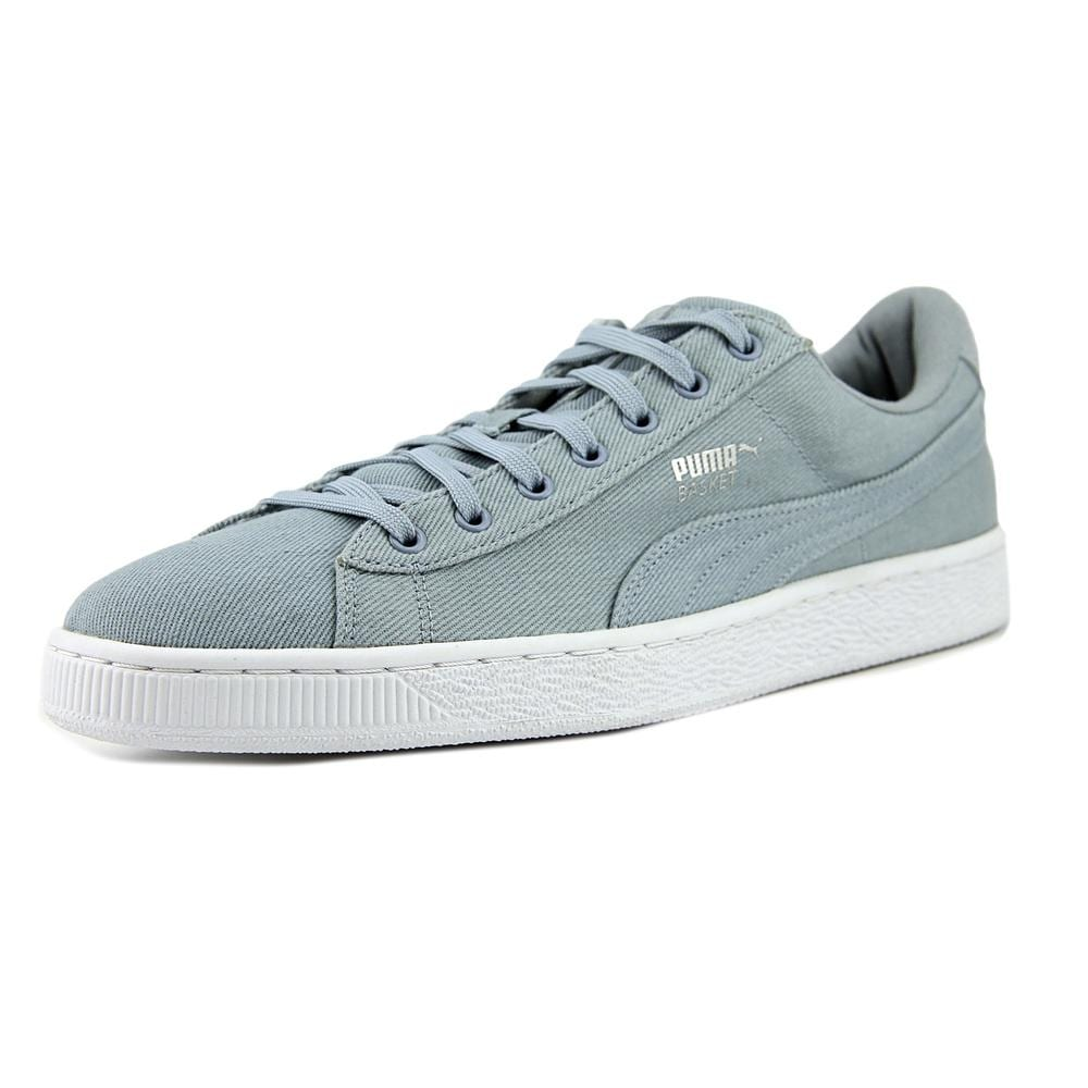 9ff41de9d7bb Shop Puma Basket Classic CVS Men Round Toe Canvas Blue Sneakers - Free  Shipping On Orders Over  45 - Overstock - 18914533