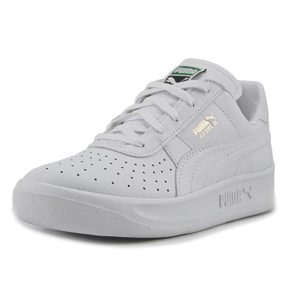 d3b190e972517c Shop Puma GV Special Ps Youth Synthetic White Fashion Sneakers - Free  Shipping On Orders Over  45 - Overstock.com - 16788178