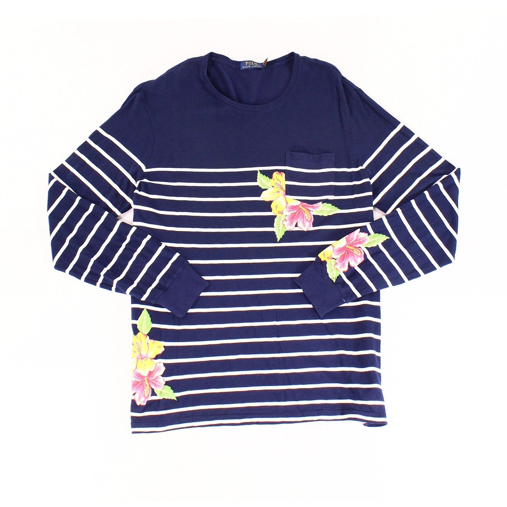 F1f18 Mens Striped 5cd1d Shirt Inexpensive Lauren Ralph T 5AR3jqcLS4