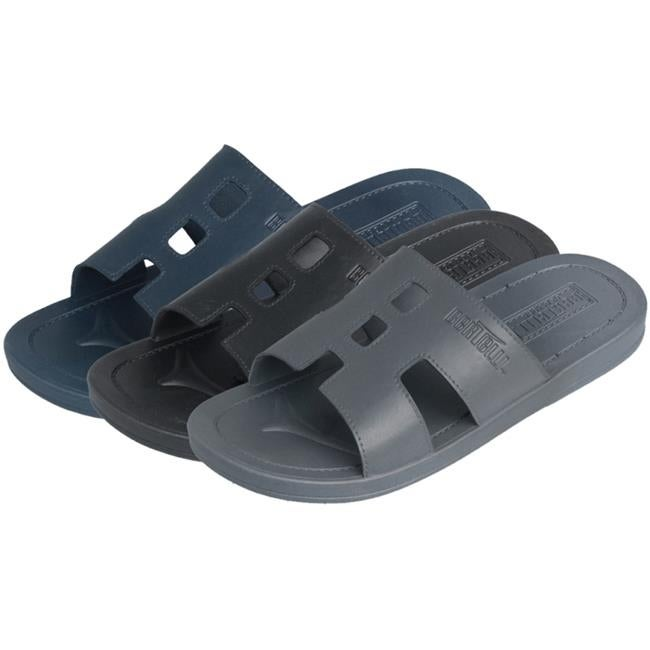 8994a5f92 Shop DDI 2126314 Men s Sandals - Assorted Solid Colors Case of 24 - Free  Shipping Today - Overstock.com - 23187533