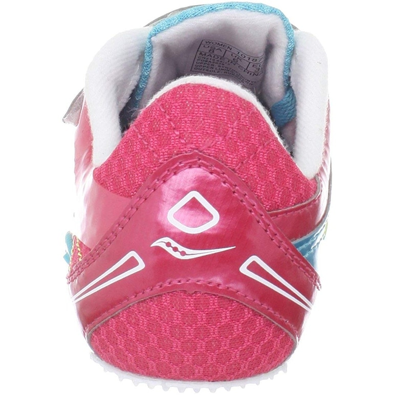 beab08cd87d8 Shop Saucony Women s Spitfire 2 Track Shoe - Free Shipping On Orders Over   45 - Overstock - 25560050