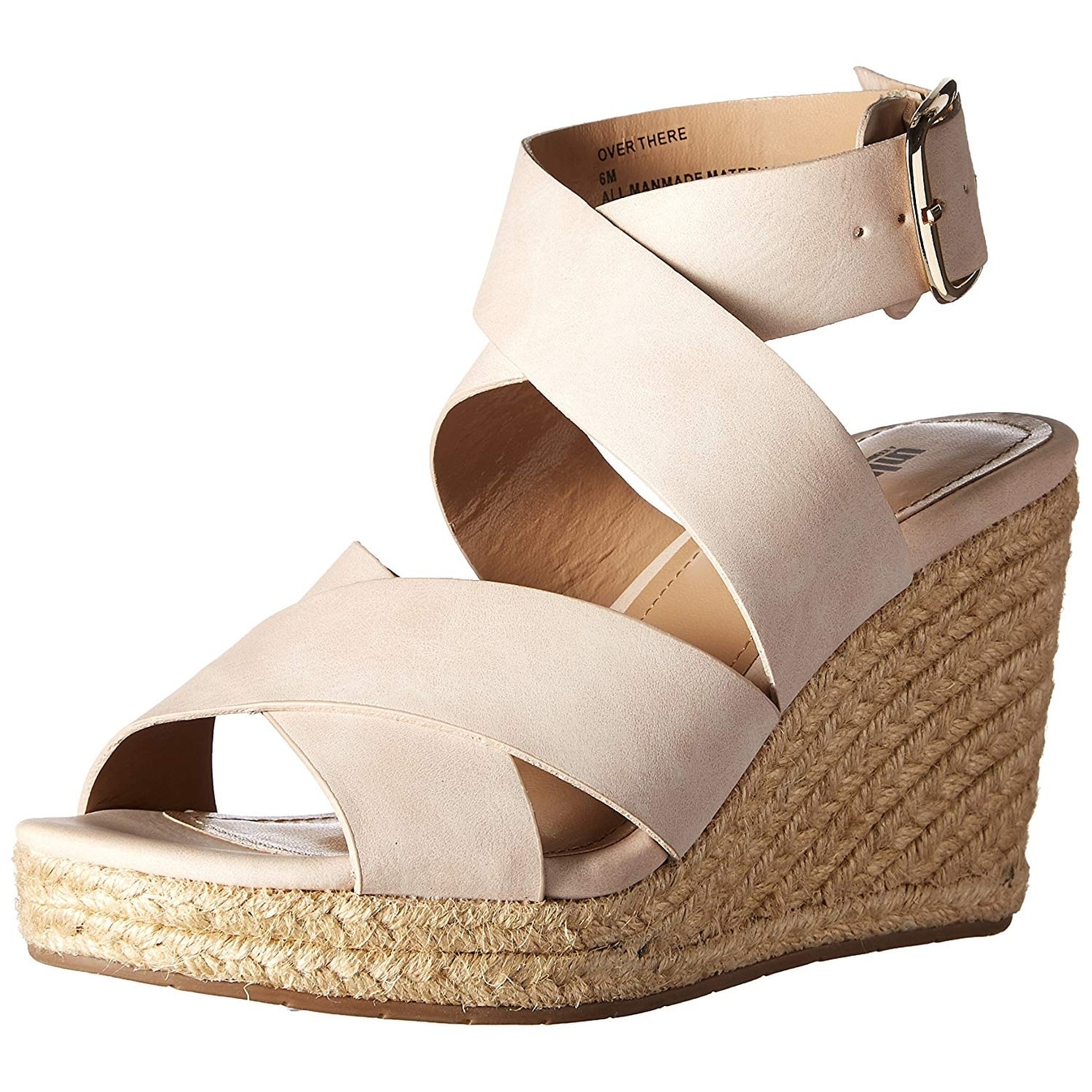 002ded4ce62 Shop Unlisted Women s Over There Espadrille Wedge Sandal - Free ...