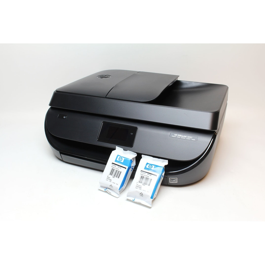 How To Add Hp Officejet 4650 To Laptop