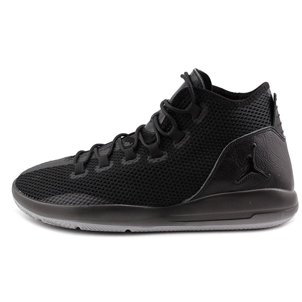 Shop Jordan Reveal Men Round Toe Synthetic Black Sneakers - Free Shipping  Today - Overstock.com - 13748107 2c3234cbc