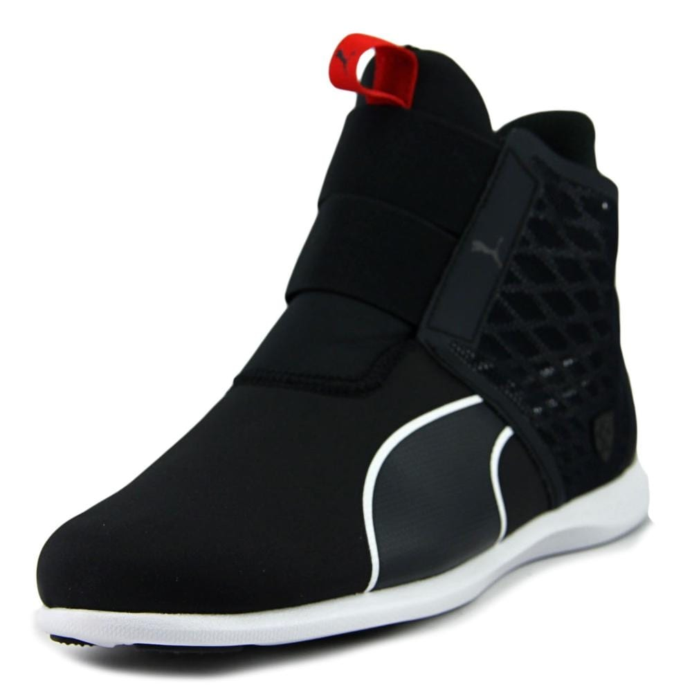 Shop Puma SF Ankle Boot Round Toe Synthetic Sneakers - Free Shipping ... 9a29d9987
