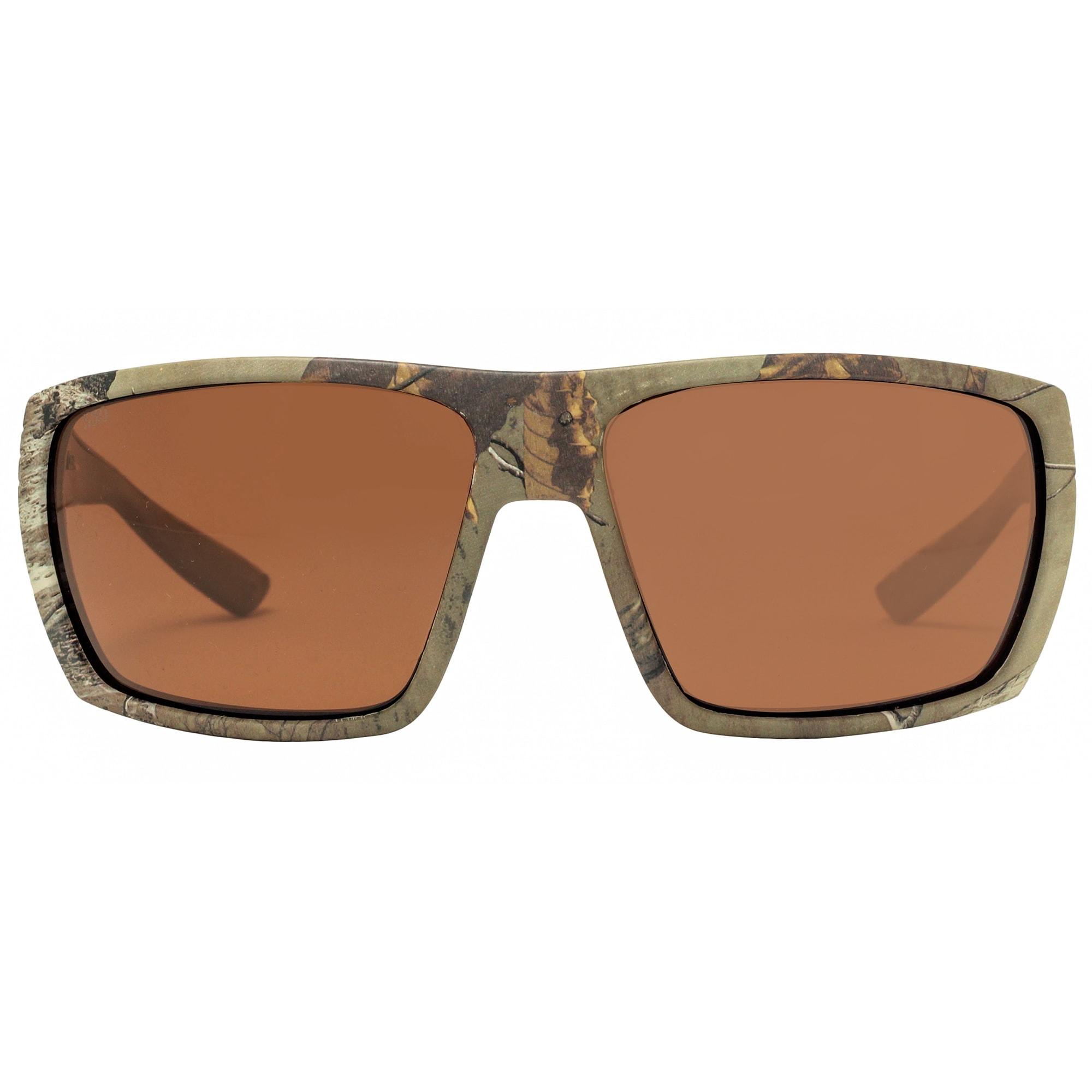 86d5bb9768 Costa Del Mar Hamlin HL69 OCGLP Realtree Xtra Camo Copper 580G Sunglasses - realtree  xtra camo - 62mm-16mm-118mm
