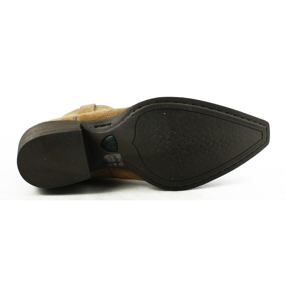 12eb6cc426c Ariat Womens Marilyn Driftwood Cowboy, Western Boots Size 5.5