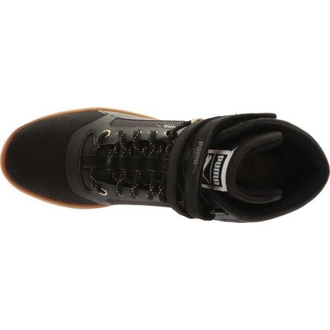 8600303fac2 Shop PUMA Men s Sky II Hi Weatherproof High Top Sneaker Puma Black Puma  Black - Free Shipping Today - Overstock - 18660813