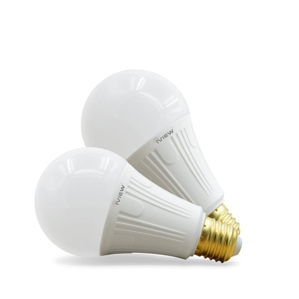 Wifi Light Bulb >> Shop Iview Isb800 2 Smart 900lm Wifi Led Light Bulb Twin Pack