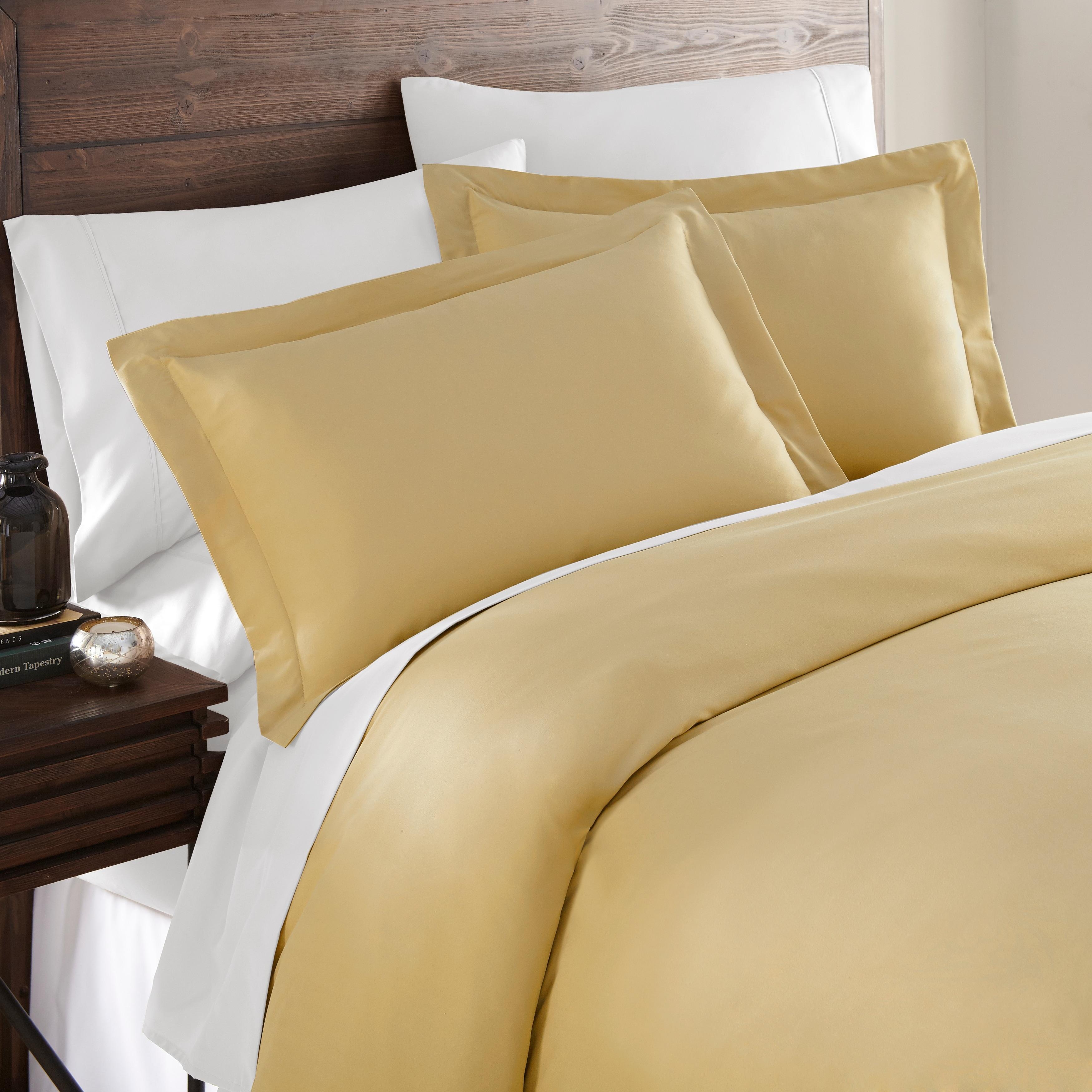 Hotel Luxury Ultra Soft 3pc Duvet Cover Set, 1500 Series Premium ...