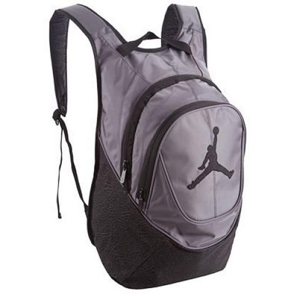9b9fecf03643 Shop Nike Jordan Jumpman Elementary Elephant Print Students Large Backpack  with Laptop Sleeve 9A1414 - Free Shipping On Orders Over  45 - Overstock -  ...