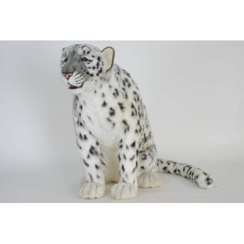 Shop Life Like Handcrafted Extra Soft Plush Snow Leopard Stuffed