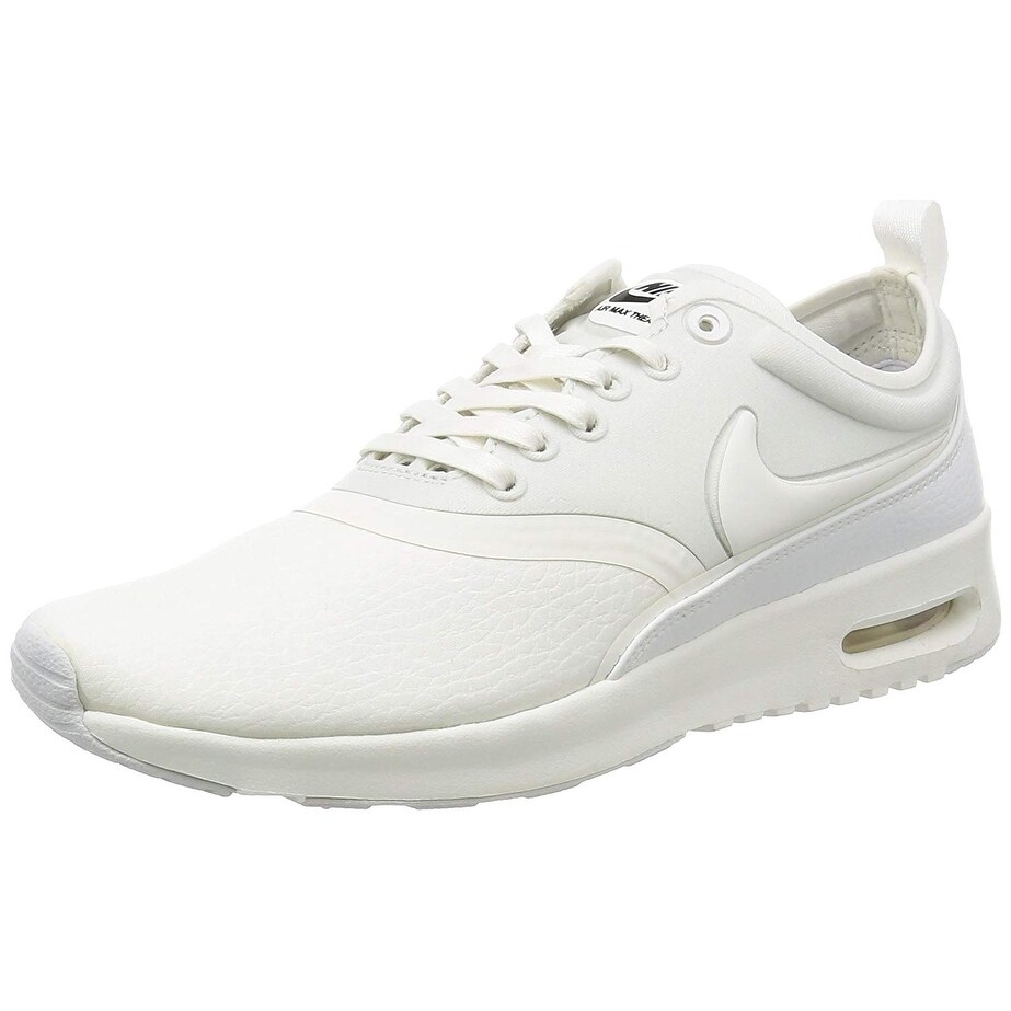cheaper 43b57 1c237 Nike Womens Air Max Thea Ultra Prm Low Top Lace Up Running Sneaker
