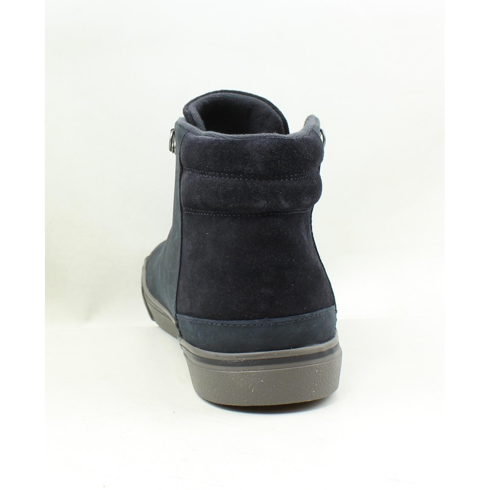 50cd89e4c8a UGG Mens Hoyt Ii True Navy Fashion Sneaker Size 10.5