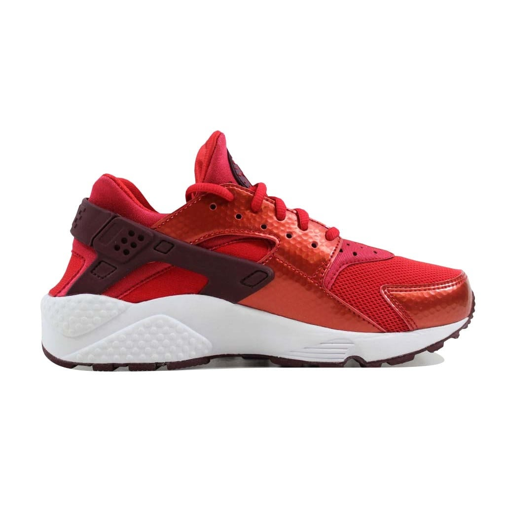 b3efa1bd4d41e Shop Nike Women s Air Huarache Run University Red Night Maroon-White  634835-605 - Free Shipping Today - Overstock - 22531320