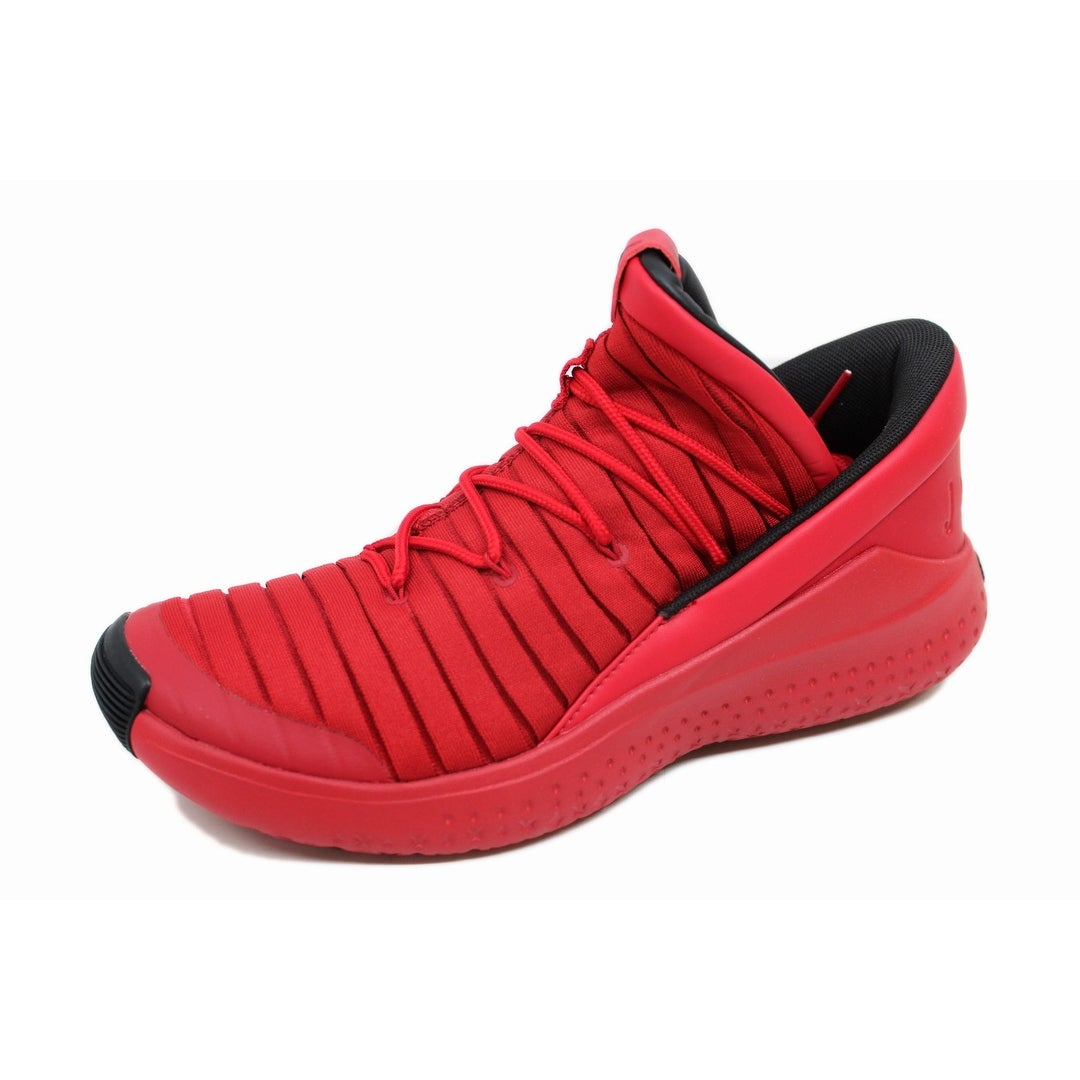 huge discount 24f3e e3b4e Shop Nike Men s Air Jordan Flight Luxe Gym Red Black-Gym Red 919715-601  Size 10.5 - Free Shipping Today - Overstock - 20131586