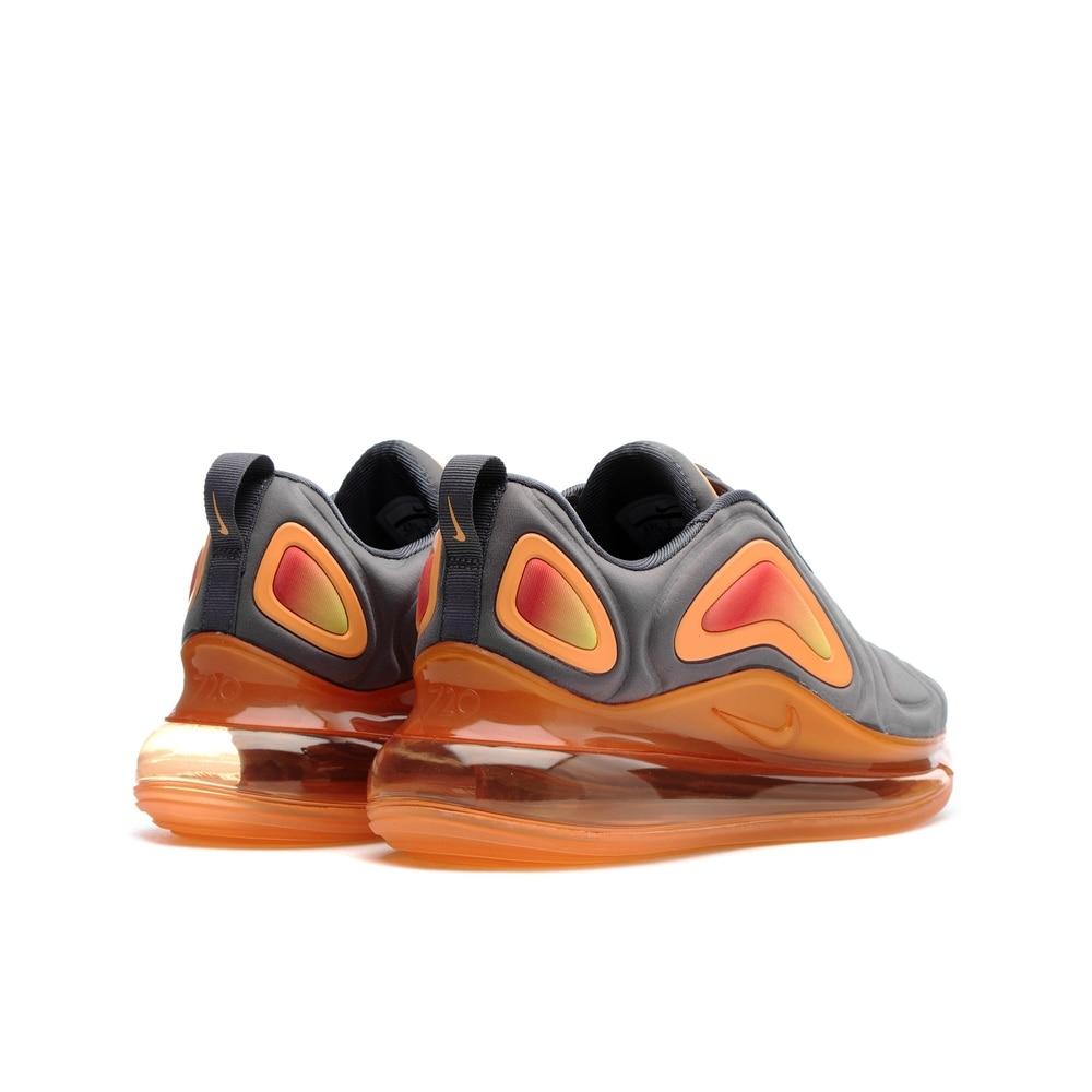 b22864a0a1 Shop Nike Air Max 720 Gunsmoke/Gunsmoke Fuel Orange (AQ3196-004) - Free  Shipping Today - Overstock - 28056317