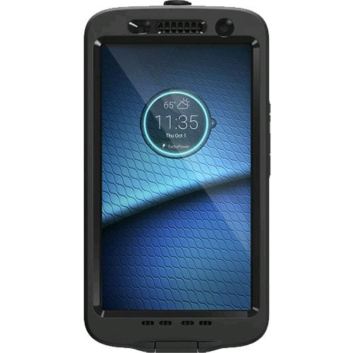 the latest bf759 ab37a LifeProof Fre WaterProof Case for Motorola Droid Maxx 2 - Black